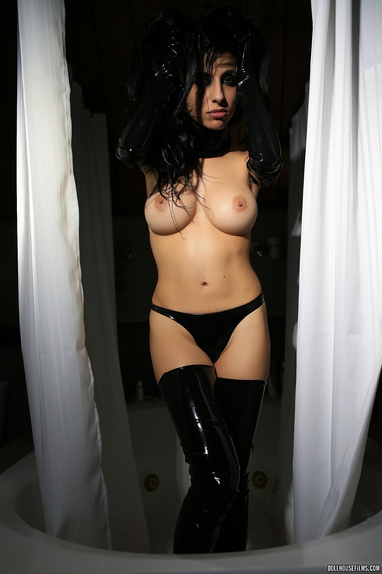 interacial porn videos and sex movies tube #DangerCore#emoslut#gothgirl#breasts#latexstockings#longhair#LatexGloves#IdelsyLove