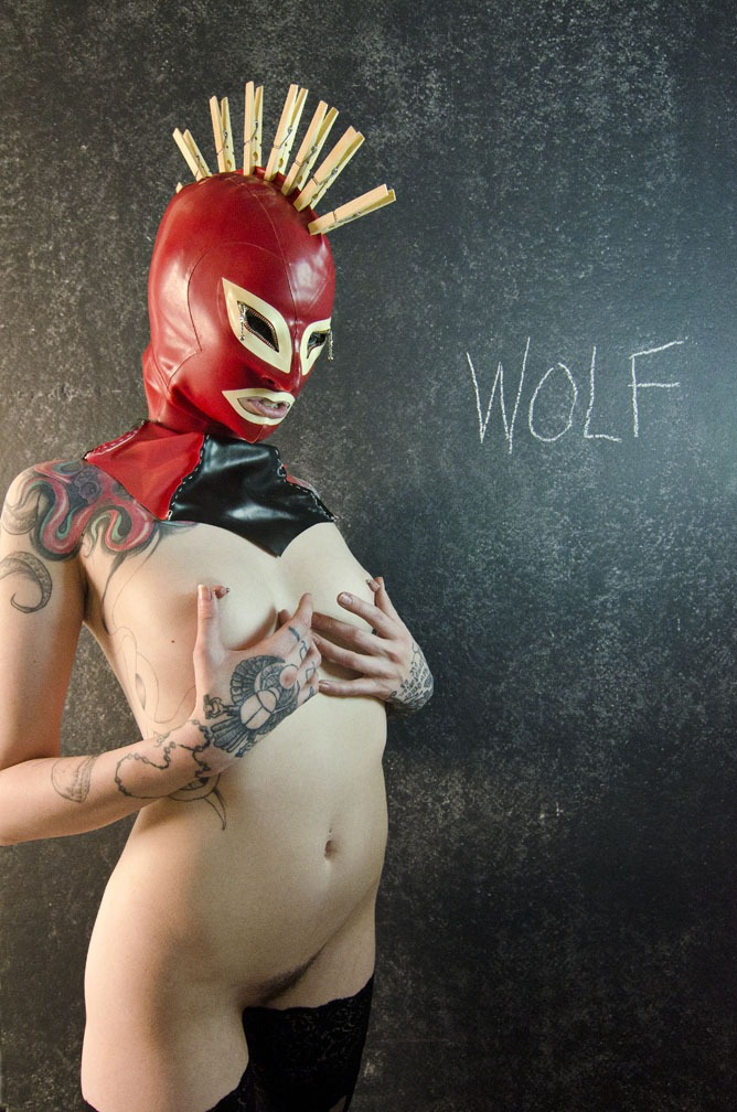 milf emma starr fucked and facialized #JustineMarie by #GavinWilson #latexmask #tits #pussy #stockings #hairy #tattooed #pierced #pale