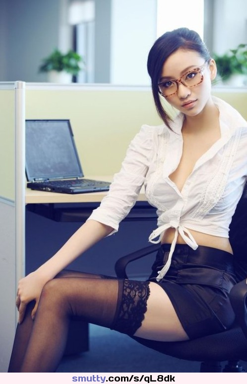 showing porn images for eroge hentai english porn Asian, Glasses, Officegirl, Officesex